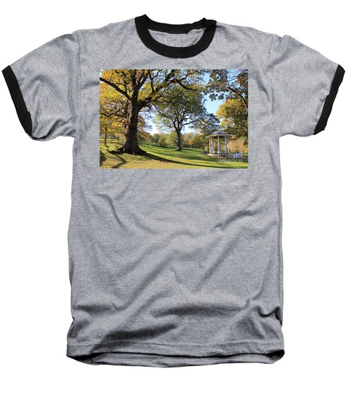 Autumn At Runnymede Uk Baseball T-Shirt