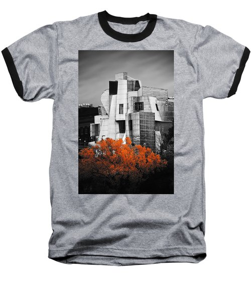 autumn at the Weisman Baseball T-Shirt