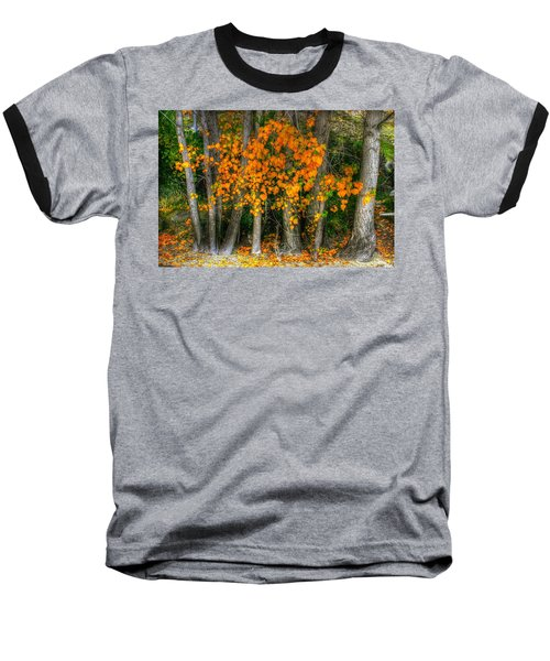 Autumn Breakout No.2 Baseball T-Shirt