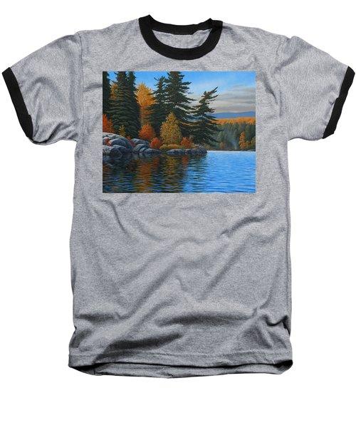 Autumn Breeze Baseball T-Shirt