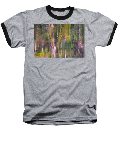 Autumn Carpet Baseball T-Shirt