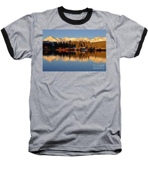 Autumn Colors At Molas Baseball T-Shirt