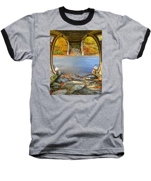 Autumn Crunch  Baseball T-Shirt