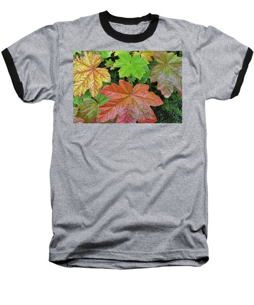 Autumn Devil's Club Baseball T-Shirt