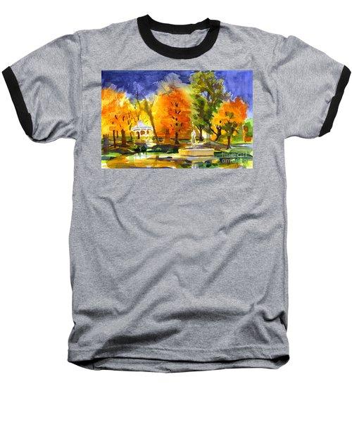 Autumn Gold 2 Baseball T-Shirt