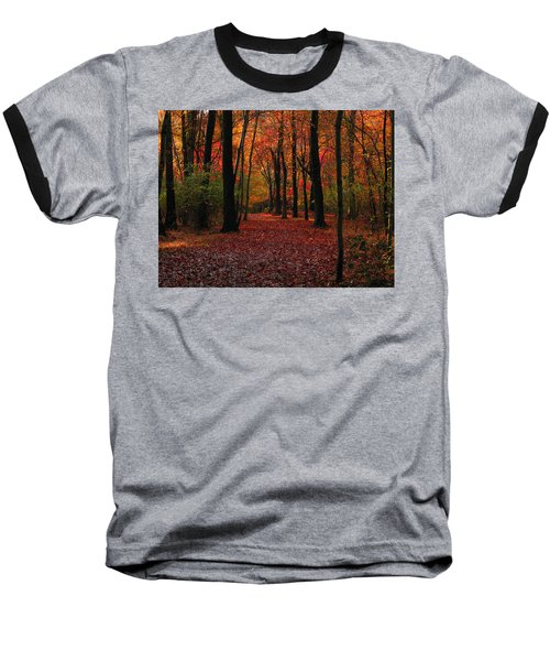 Autumn IIi Baseball T-Shirt
