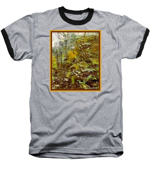 Autumn Impressions Baseball T-Shirt