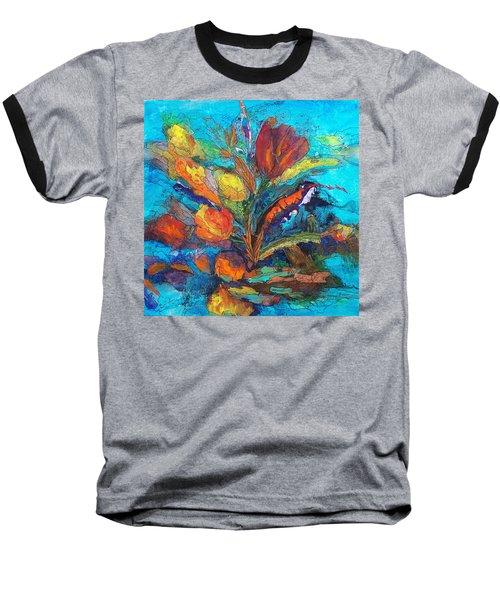 Autumn In Oklahoma Baseball T-Shirt