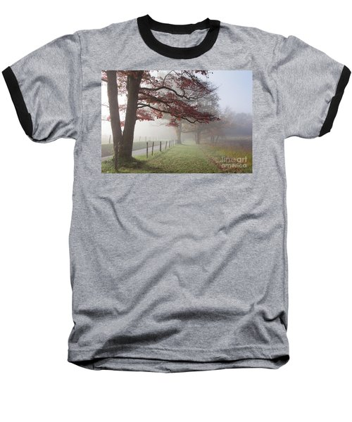 Autumn In The Cove IIi Baseball T-Shirt