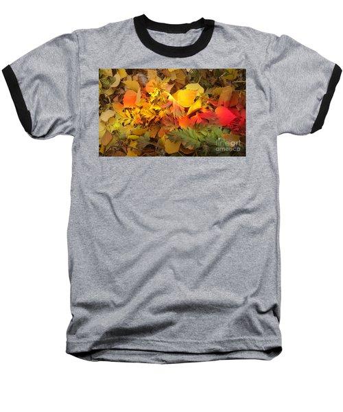 Autumn Masquerade Baseball T-Shirt