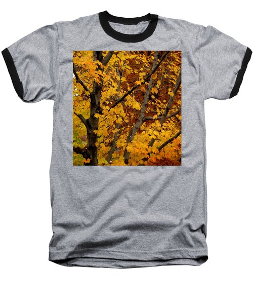Autumn Moods 21 Baseball T-Shirt