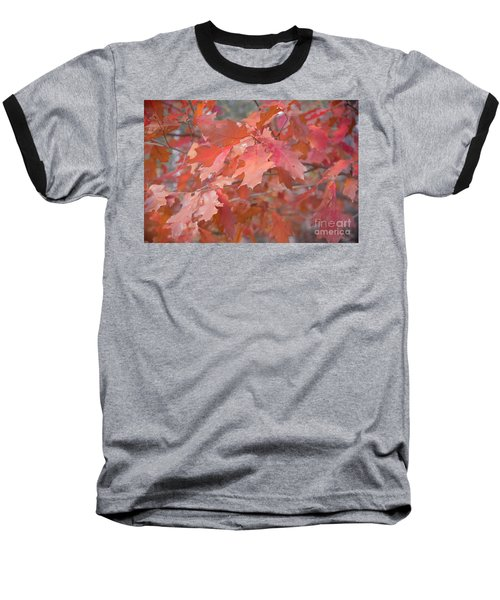Autumn Paintbrush Baseball T-Shirt