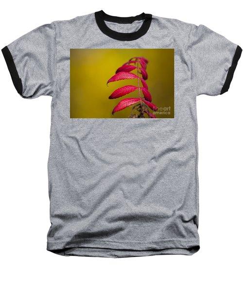 Autumn Sumac Baseball T-Shirt
