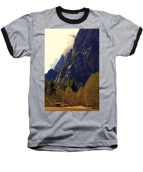 Autumn Sun Glow Baseball T-Shirt