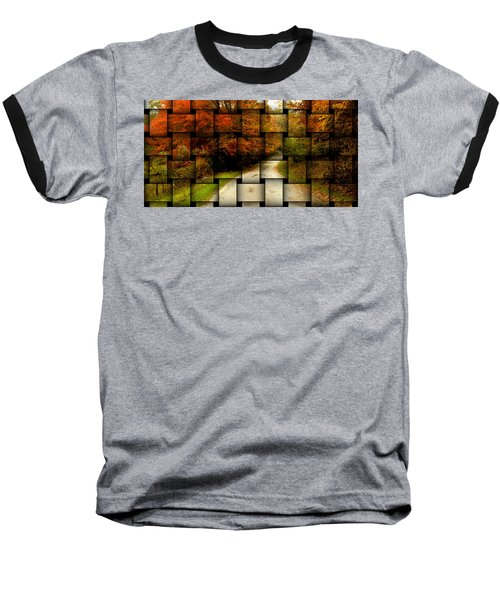 Autumn Weave Baseball T-Shirt