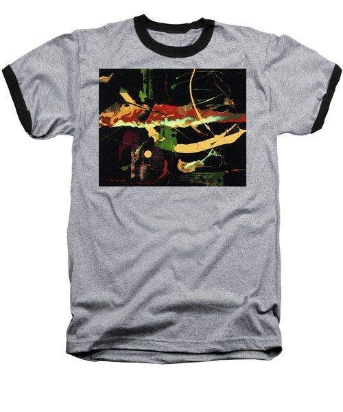 Autumn Winds Baseball T-Shirt