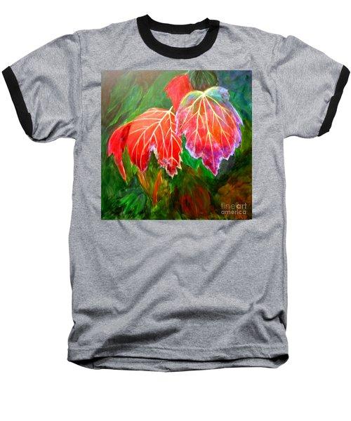 Autumn's Dance Baseball T-Shirt