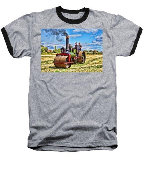 Aveling Roller Baseball T-Shirt