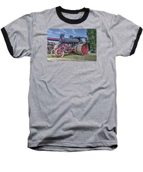 Avery 40 Hp  Baseball T-Shirt by Shelly Gunderson