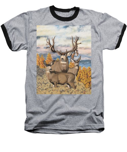 Avery Buck Baseball T-Shirt