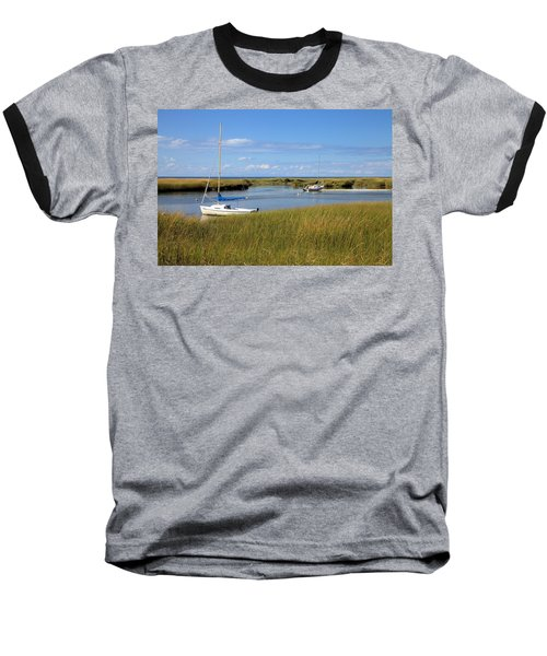 Baseball T-Shirt featuring the photograph Awaiting Adventure by Gordon Elwell