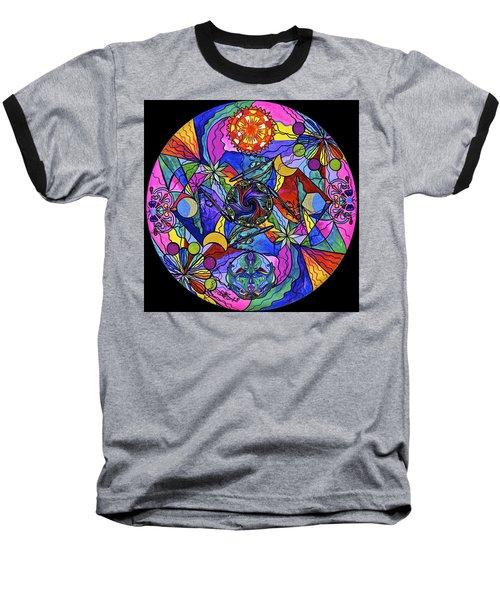 Awakened Poet Baseball T-Shirt
