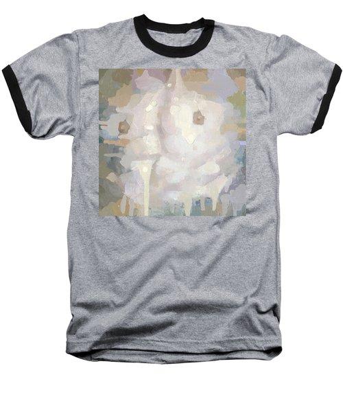 Awakening Baseball T-Shirt by Steve Mitchell