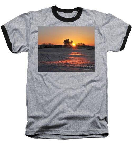 Baseball T-Shirt featuring the photograph Awakening by Terri Gostola