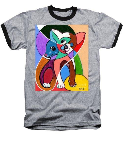 Ay Chihuahua Baseball T-Shirt