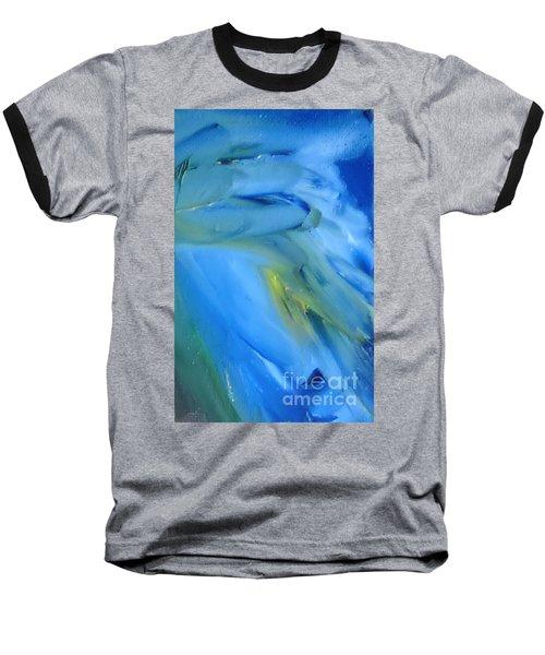 Azul Baseball T-Shirt