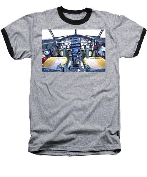 B-17 Front Office Baseball T-Shirt