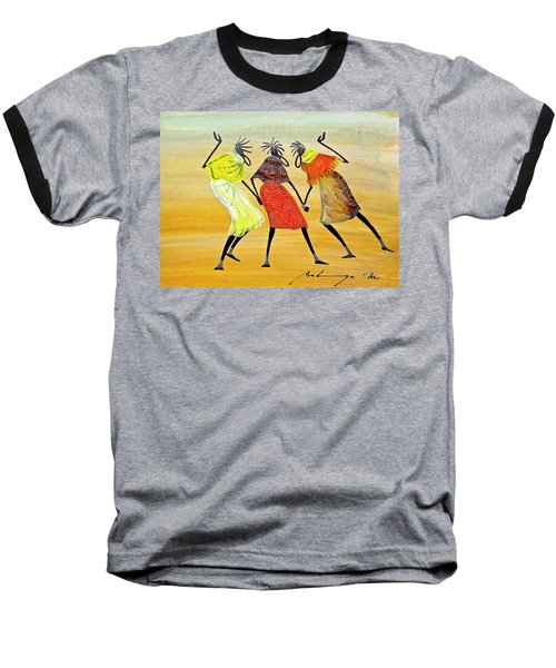 B 242 Baseball T-Shirt