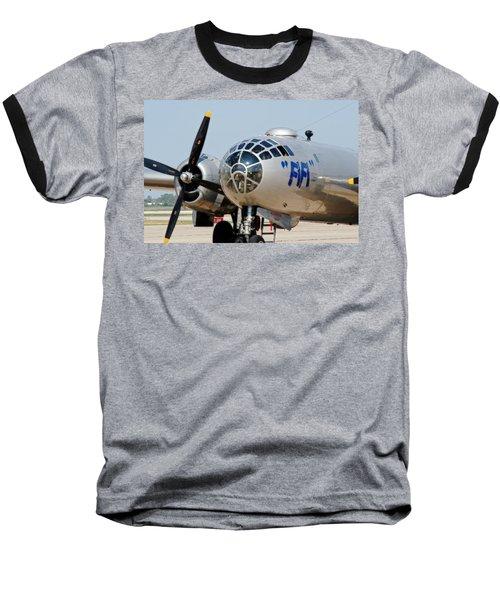 B-29 Bomber Fifi Baseball T-Shirt