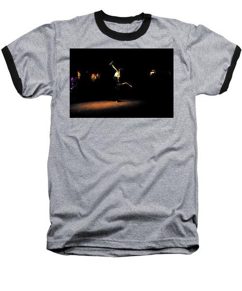 B Boy 4 Baseball T-Shirt