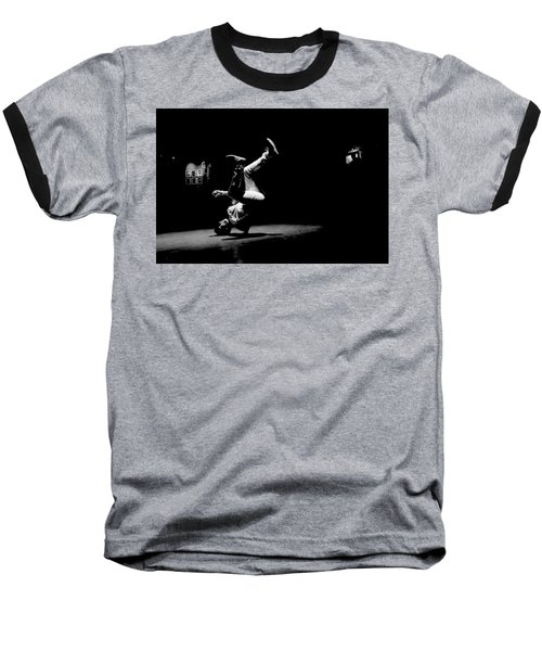 B Boy 5 Baseball T-Shirt