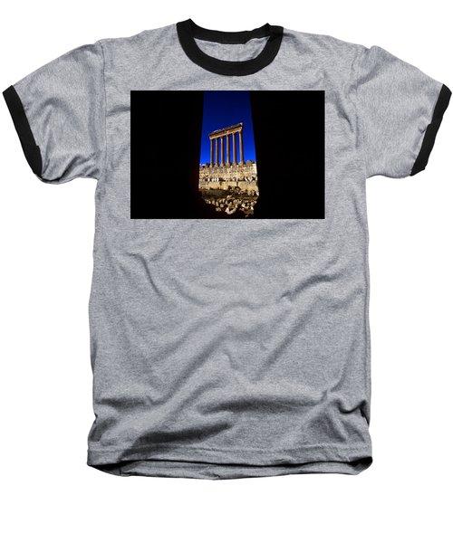 Baalbek Baseball T-Shirt
