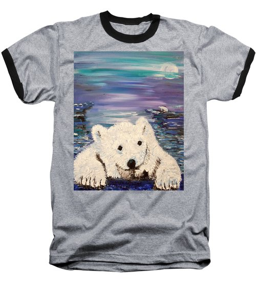 Baby Bear Baseball T-Shirt