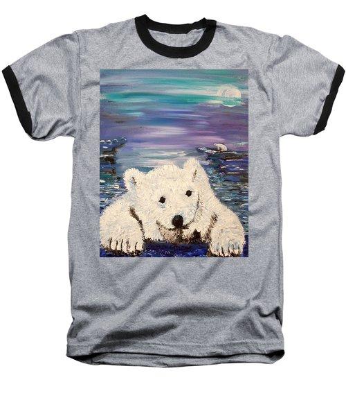 Baby Bear Baseball T-Shirt