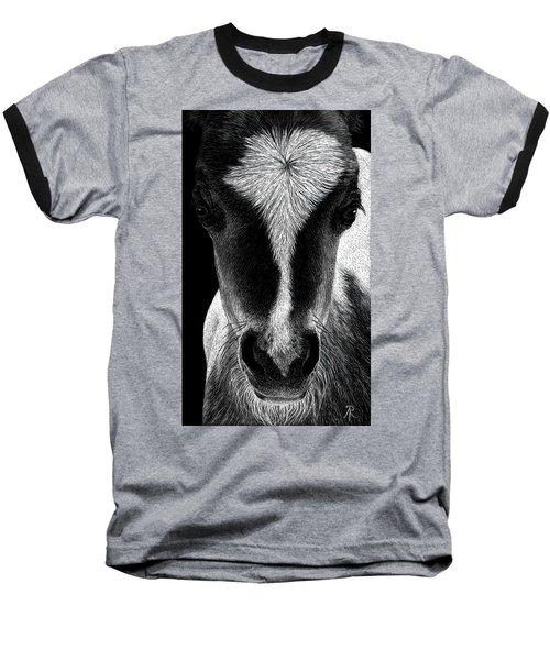 Baby Face Baseball T-Shirt