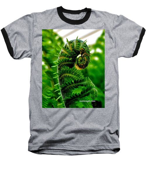 Baby Fern Baseball T-Shirt