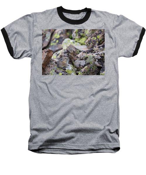 Baby Pika Baseball T-Shirt