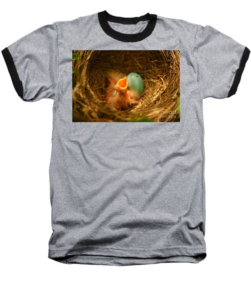 Baby Robins1 Baseball T-Shirt
