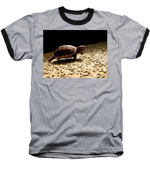 Baby Steps Baseball T-Shirt