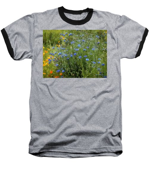 Bachelor's Meadow Baseball T-Shirt