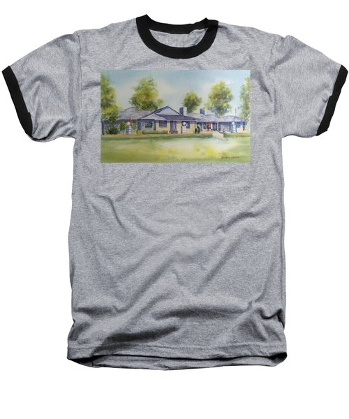 Back Of House Baseball T-Shirt