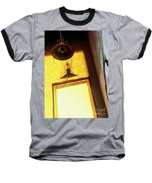 Baseball T-Shirt featuring the photograph Back Of House by James Aiken