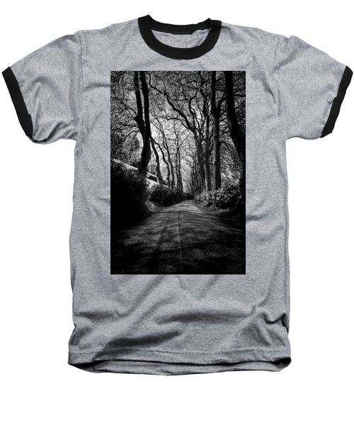 Back Road East 2 Baseball T-Shirt