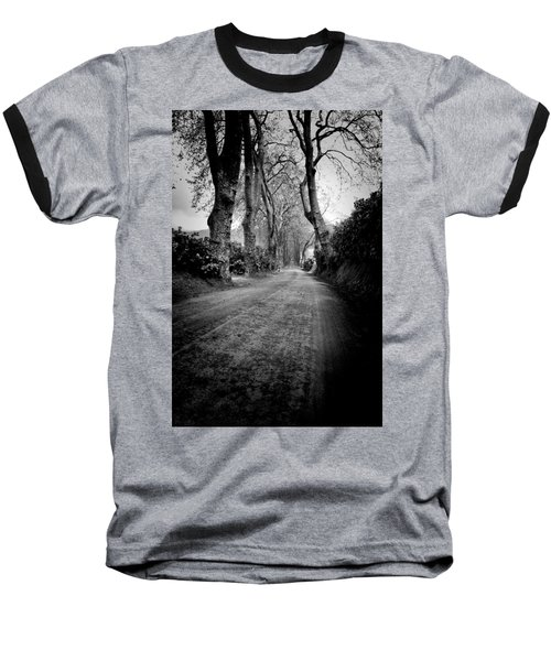 Back Road East Baseball T-Shirt