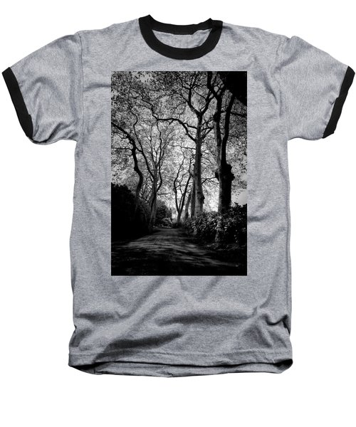 Back Road West Baseball T-Shirt