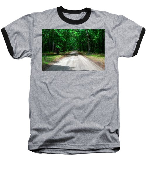 Back Roads Of South Carolina Baseball T-Shirt